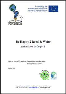 Be Happy 2 Read & Write - national part of Output 1