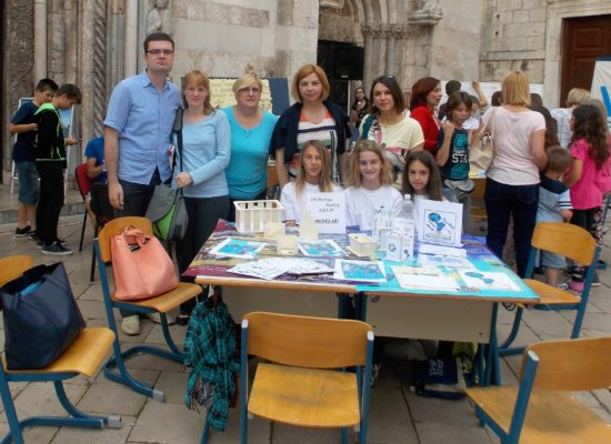 Day of extra-curricular activities in Zadar