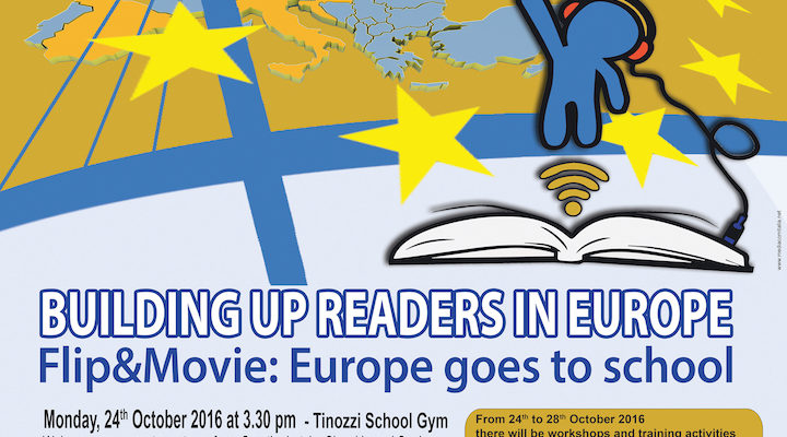 Building Up Readers in Europe: Flip&Movie