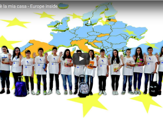 L' Europa è la mia casa – Europe inside