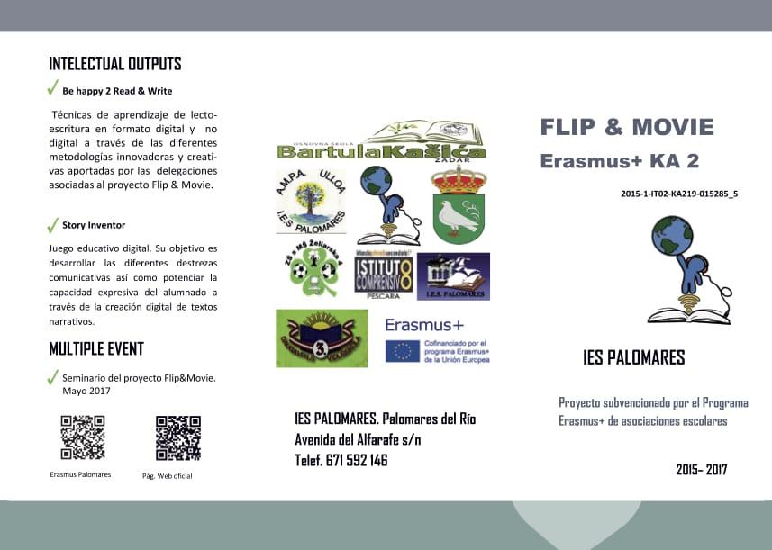 Diptico Flip&Movie - Spain