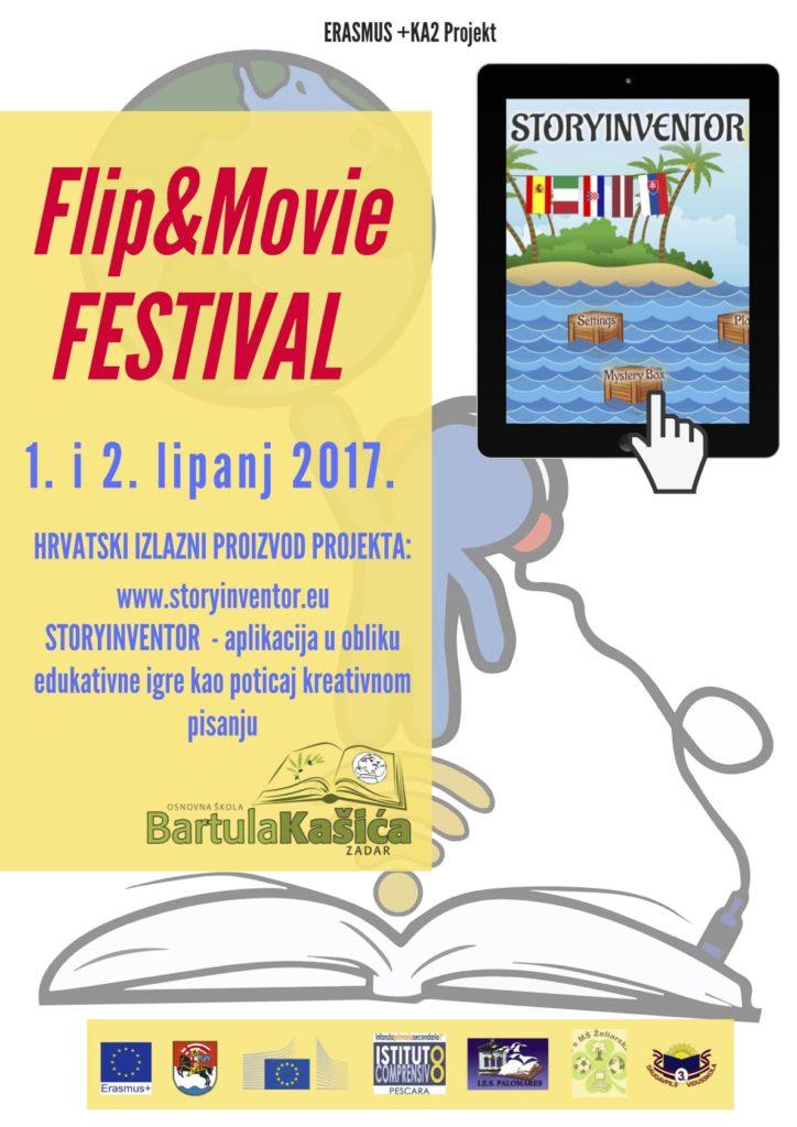 Flip&Movie FESTIVAL